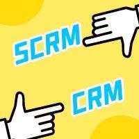 SCRM和传统的营销CRM到底有什么区别?